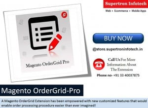 Magento Order Processing