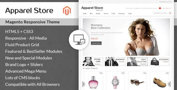 How to Create a Page in Magento