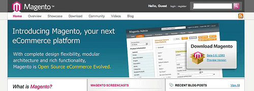 Get to grips with Magento by using the guides below.