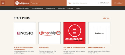 There are thousands of Magento extensions to choose from