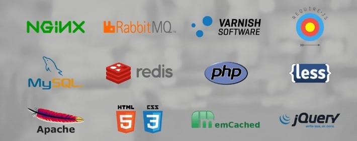 Magento's modern tech stack - magento.com